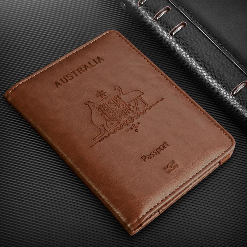 rfid blocking passport holder with id card holder   atb co